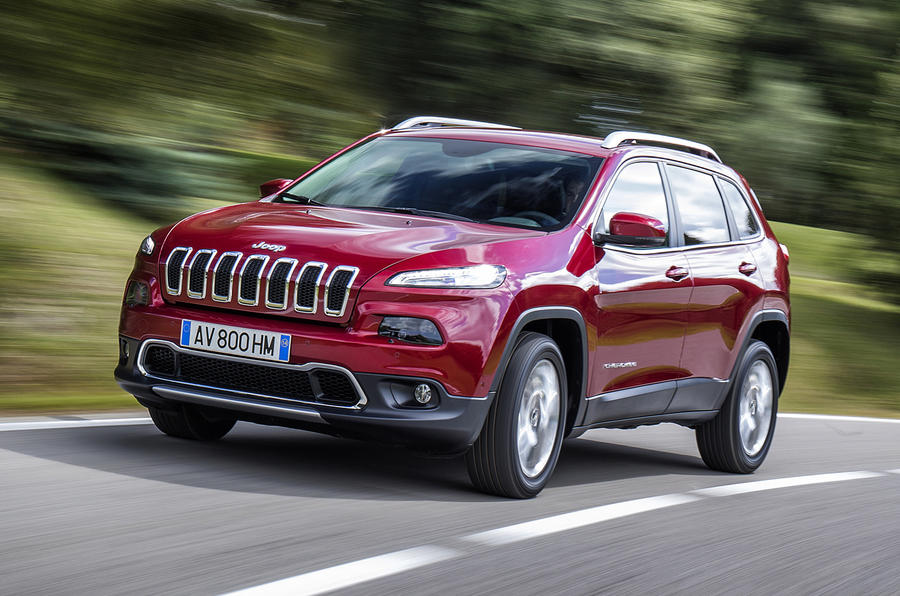 2014 Jeep Cherokee First Drive Review