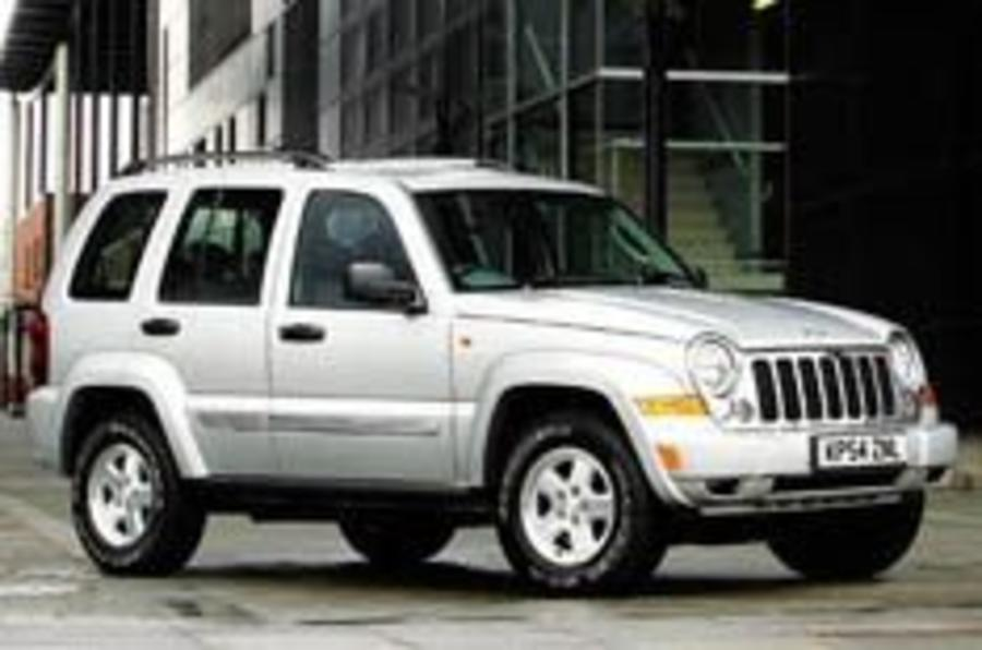 Revamp for Jeep Cherokee