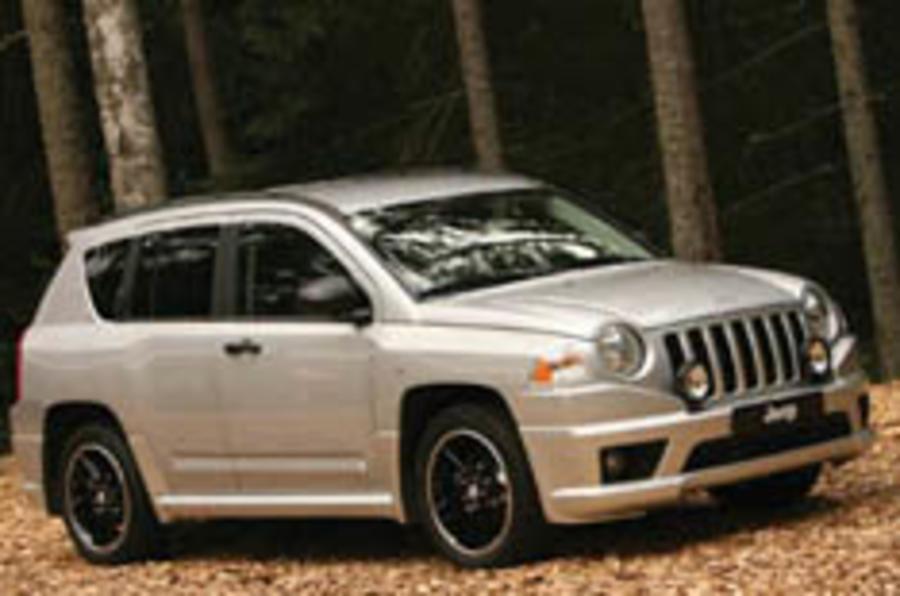 Jeep's 'distinctive' Compass Rallye