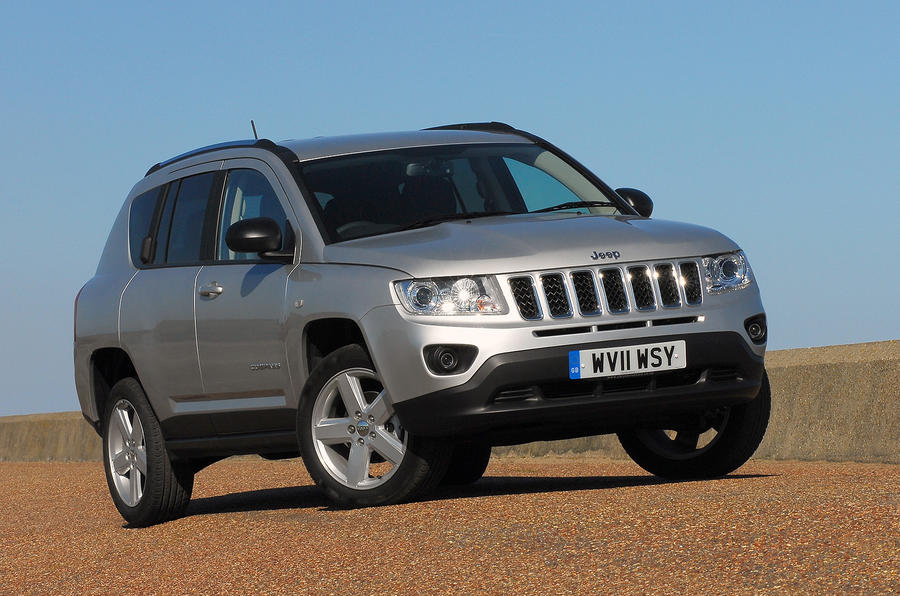 2 star Jeep Compass