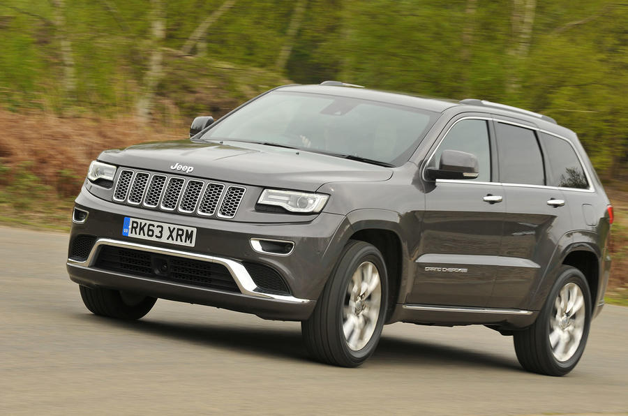 jeep grand cherokee design styling autocar. Black Bedroom Furniture Sets. Home Design Ideas