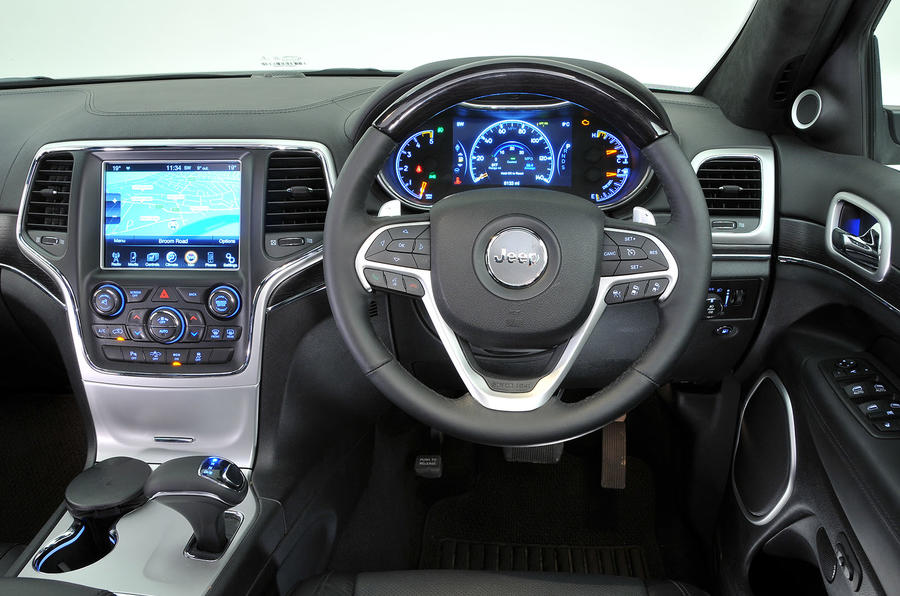 Lovely ... Jeep Grand Cherokee Dashboard ... Design Ideas