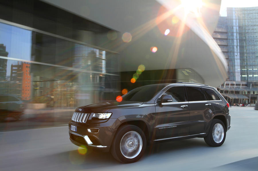 jeep grand cherokee 3.0 v6 crd summit first drive