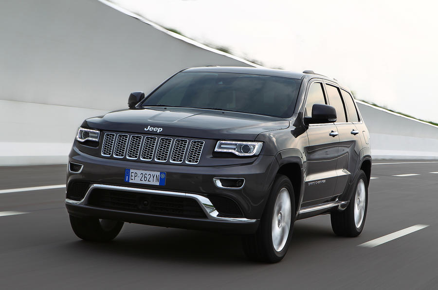 Jeep Grand Cherokee 3.0 V6 CRD Summit