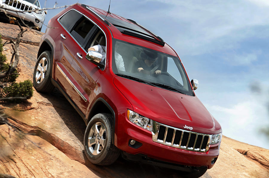 Jeep aims high in Europe