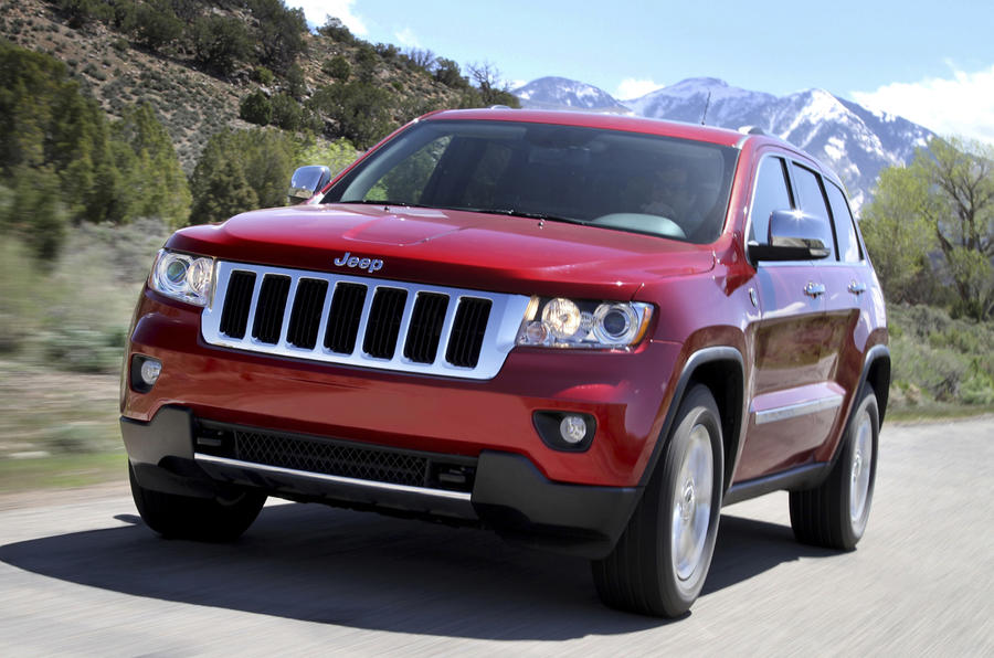 jeep line up to double by 2014 autocar. Black Bedroom Furniture Sets. Home Design Ideas