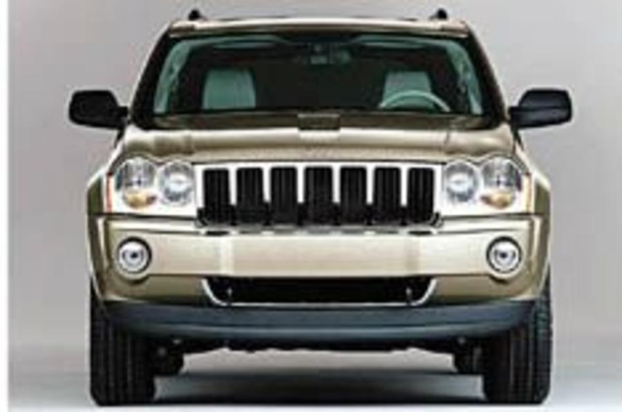 Hemi V8 for £40-Grand Cherokee