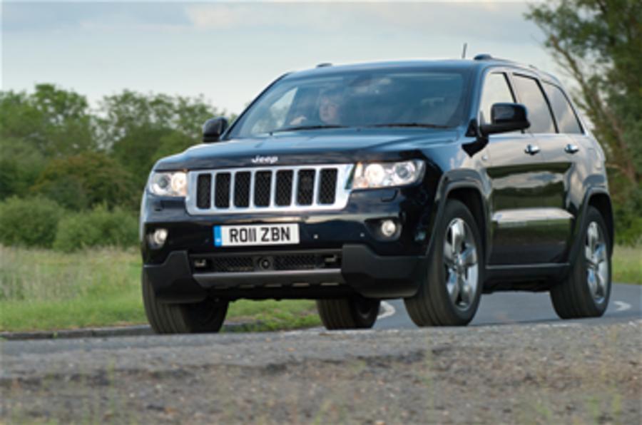 Detroit: Jeep Grand Cherokee EV