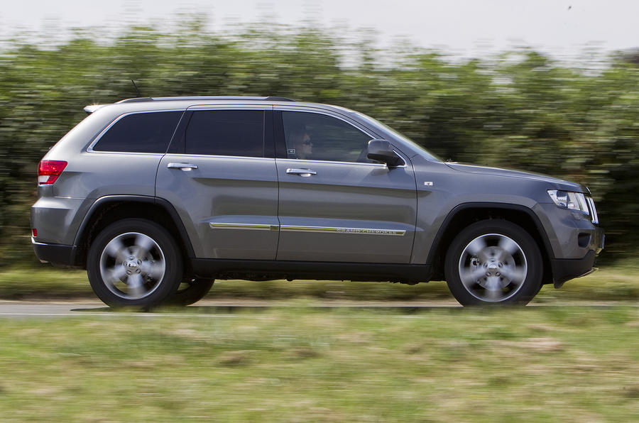 Jeep's eight-speed gearbox plan