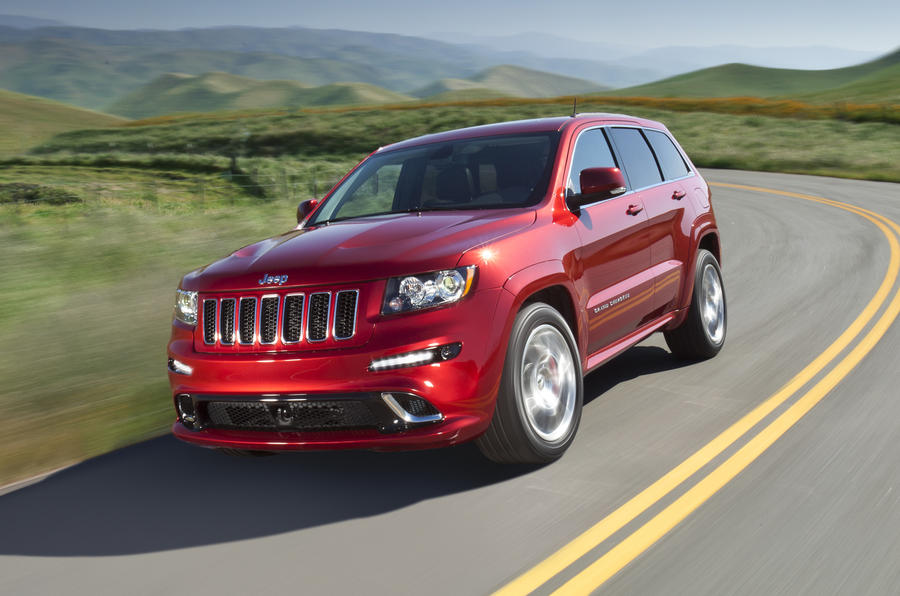 £60k Jeep SRT-8 set for UK