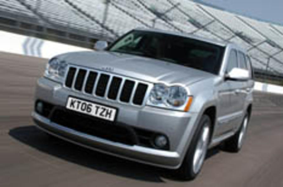 6.1-litre Hemi for Jeep Grand Cherokee