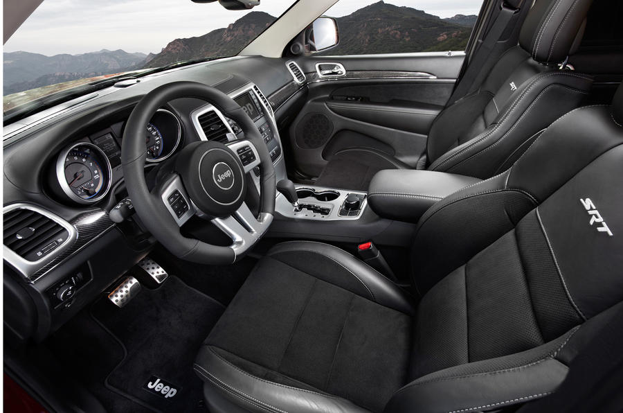 Most powerful Jeep costs £58,995