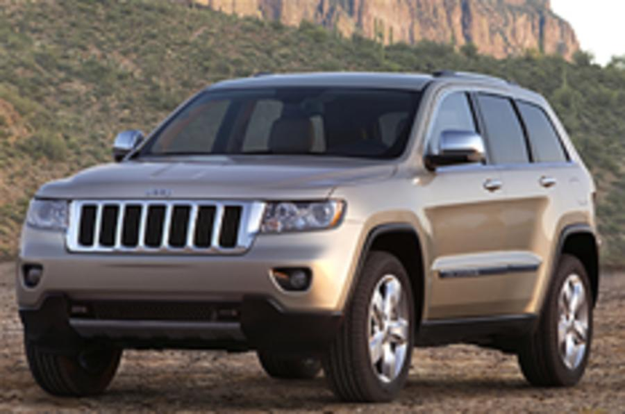 Update: Jeep set for Russia