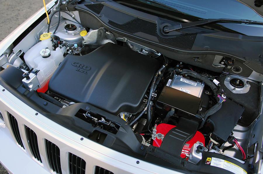 Jeep Wrangler Diesel >> New diesel for Jeep Patriot | Autocar