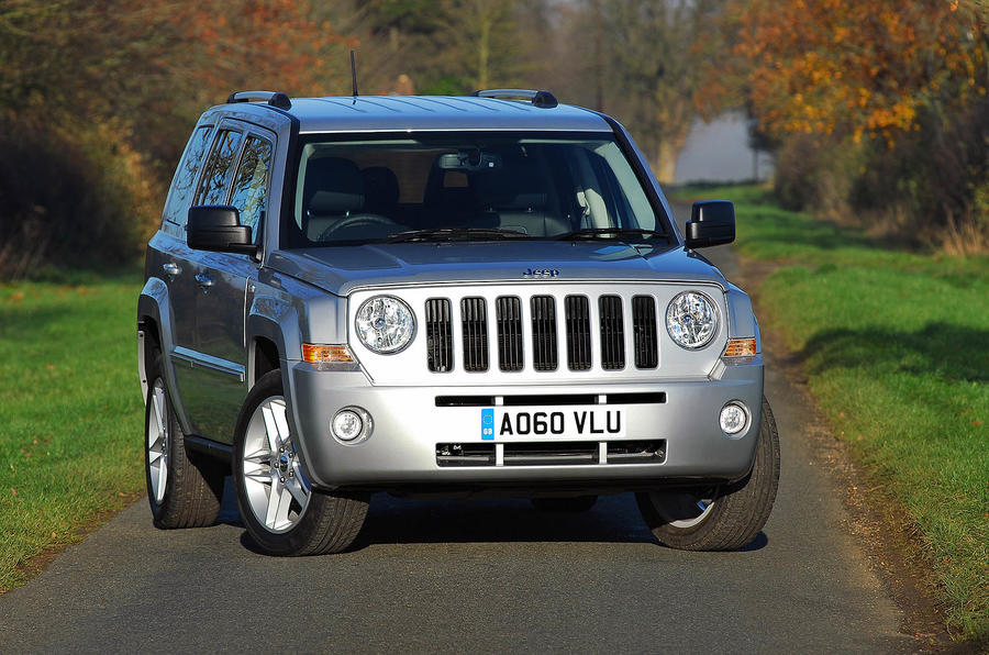 New diesel for Jeep Patriot