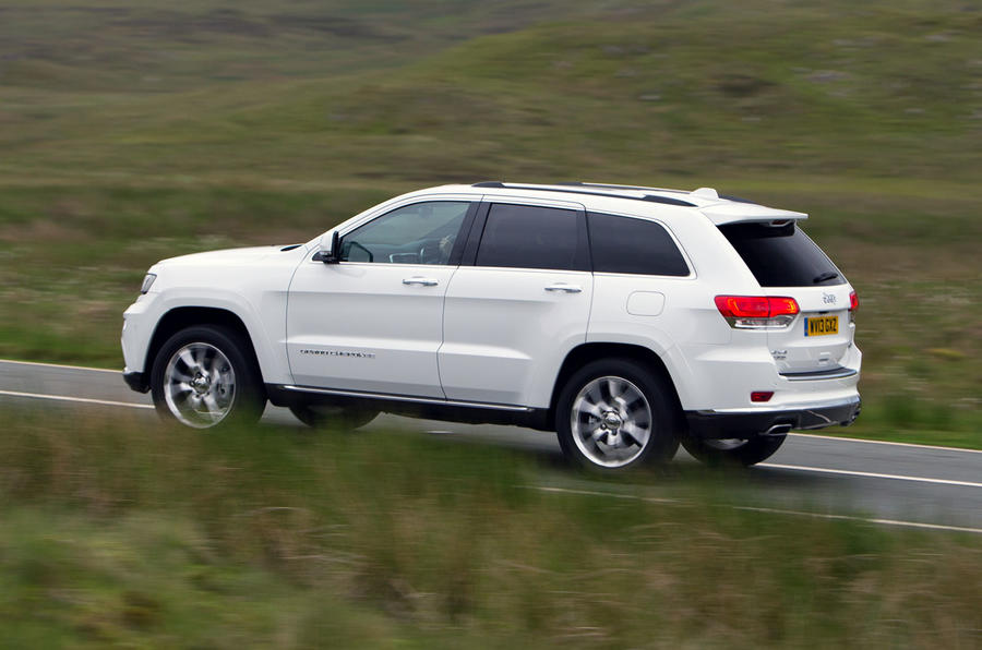 Jeep to take on Range Rover with new flagship SUV