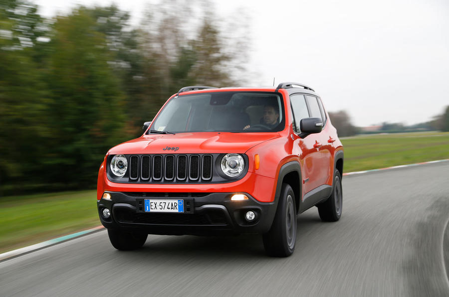 168bhp Jeep Renegade