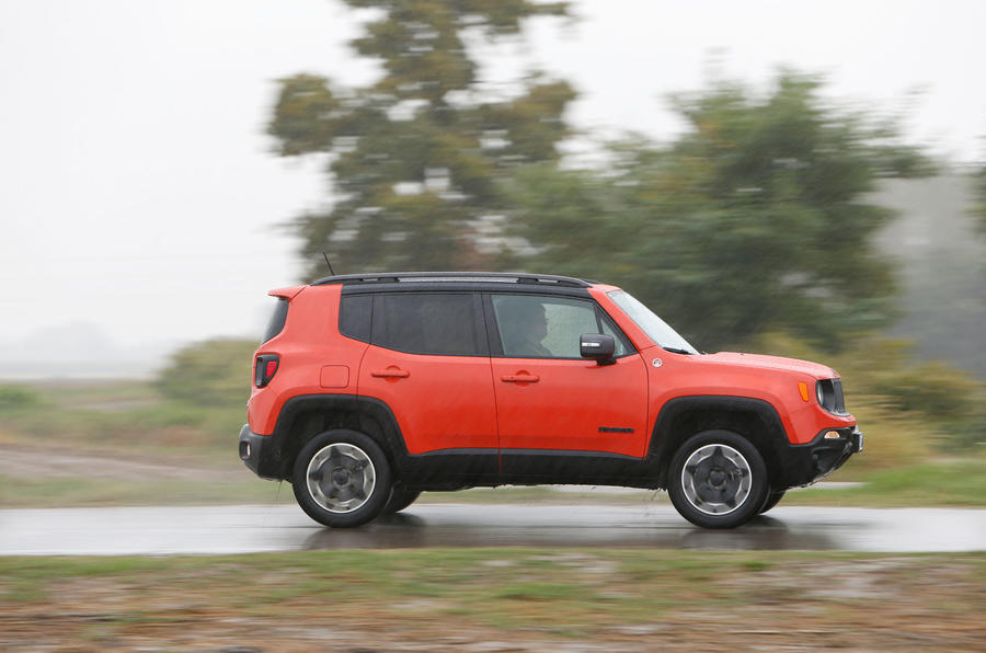 £25,000 Jeep Renegade