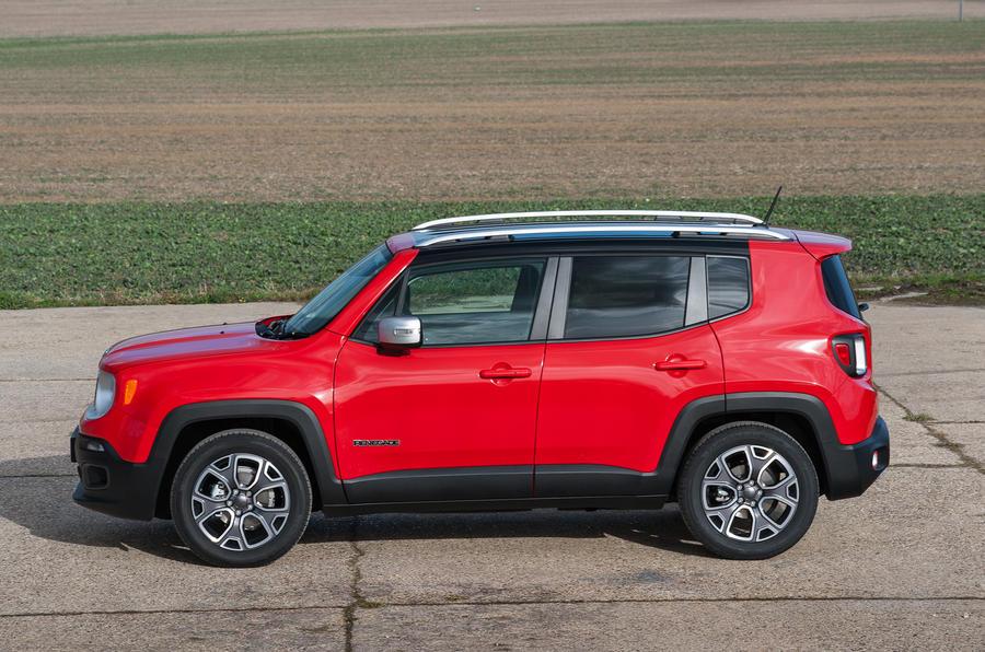 jeep renegade review autocar. Black Bedroom Furniture Sets. Home Design Ideas