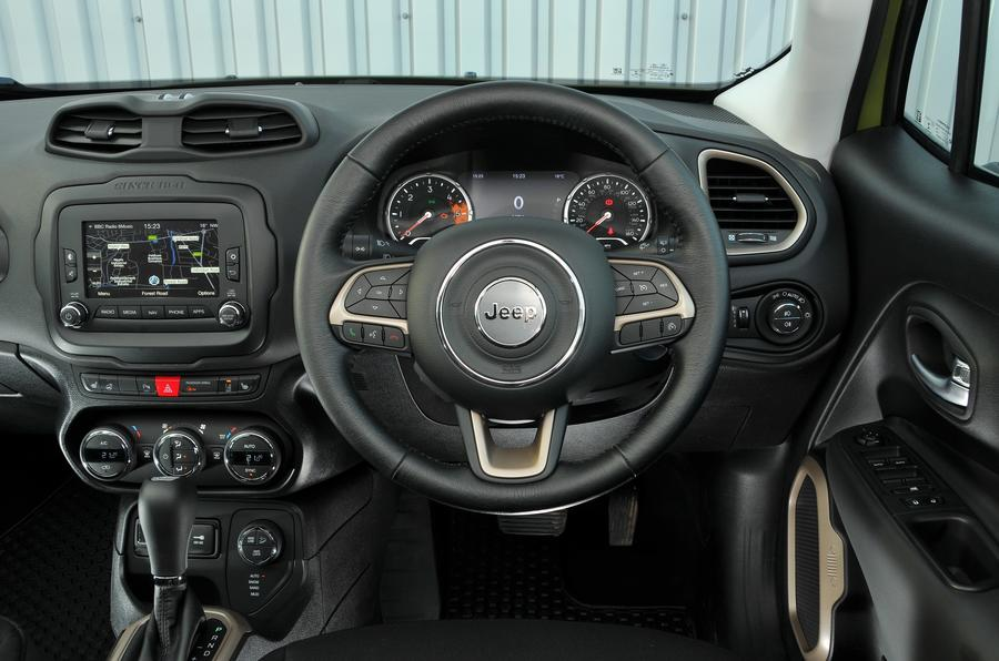 Jeep Renegade Interior >> Jeep Renegade Interior Autocar