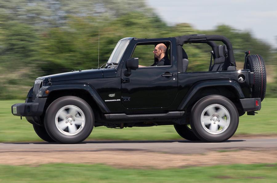 Jeep Wrangler 2011 2018 Review 2018 Autocar