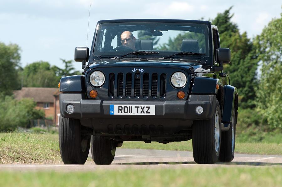 Jeep Wrangler ...