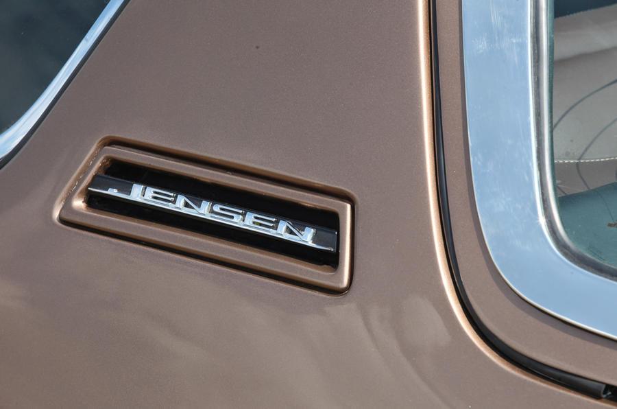 Jensen badge