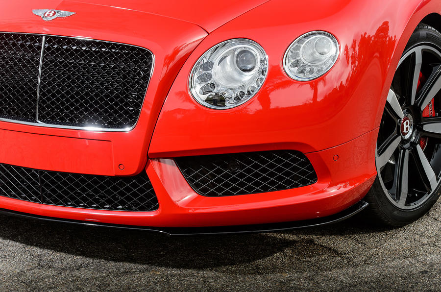 Bentley Continental GTC V8 S first drive review