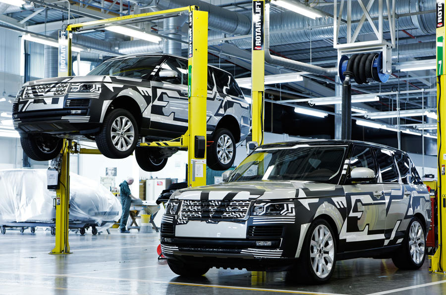 JLR to lead joint £10m virtual engineering research programme