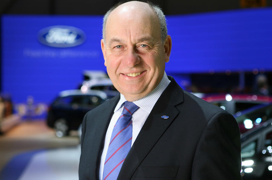 Former Ford UK boss to head RAC Foundation
