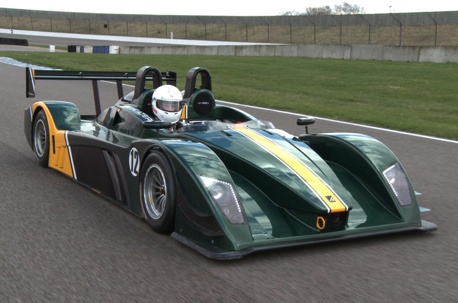 Caterham SP/300.R targets Cholmondeley lap record