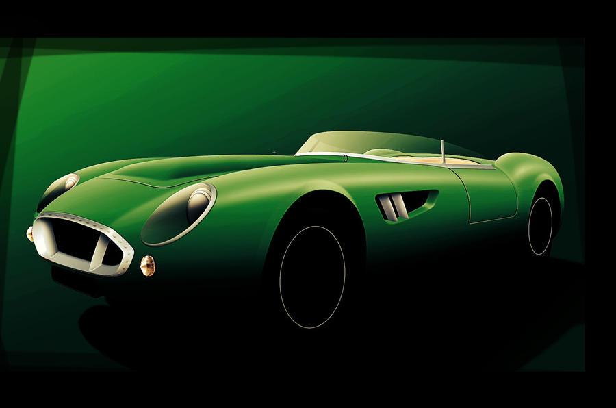 Kahn to make Aston Martin-inspired cars