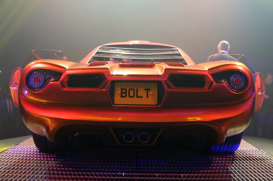 Keating The Bolt supercar
