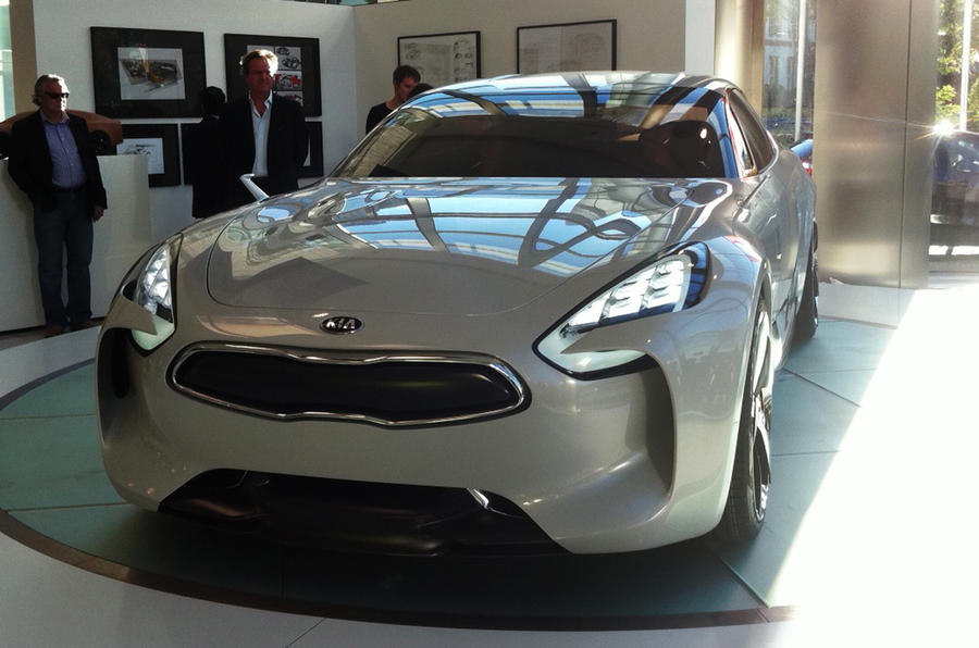 Kia plots GT Concept production