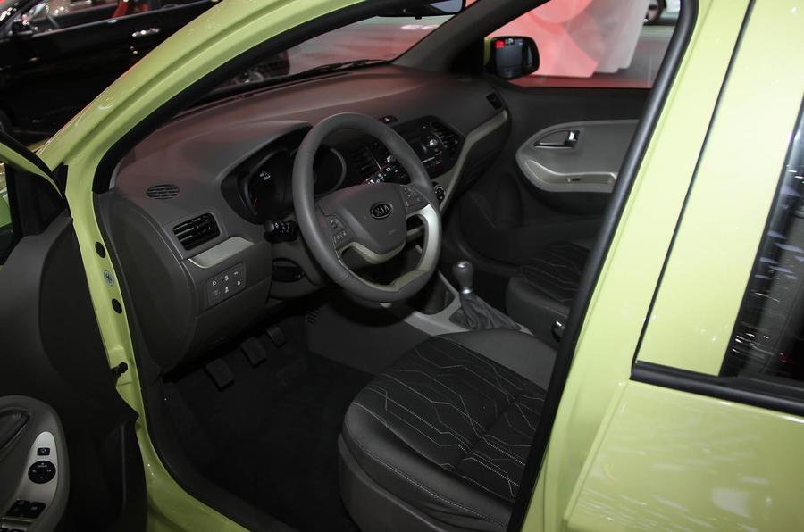 Geneva motor show: Kia Picanto