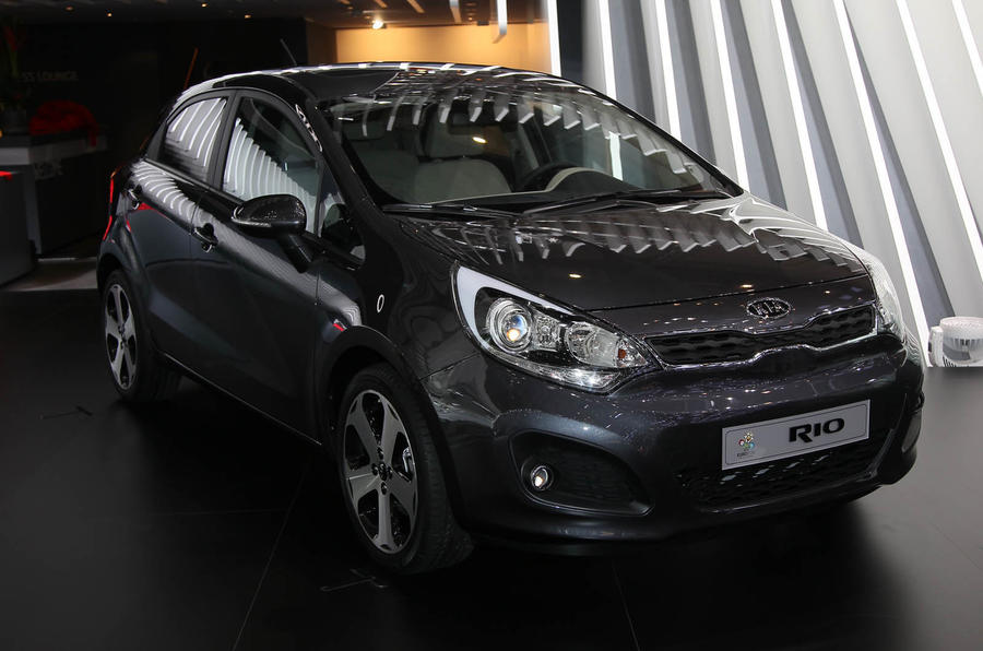 Kia considers Rio hot hatch