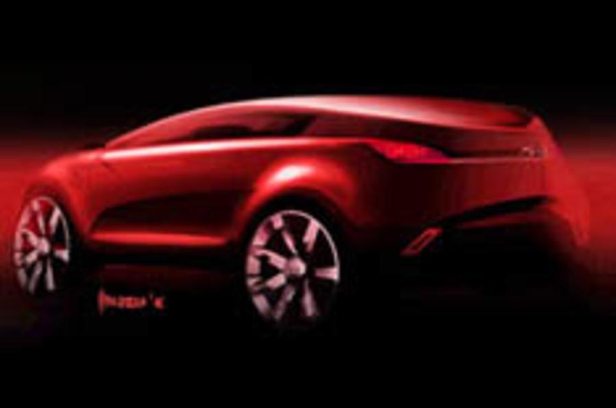 Meet Kia's 'Range Rover Sport' - the Kue