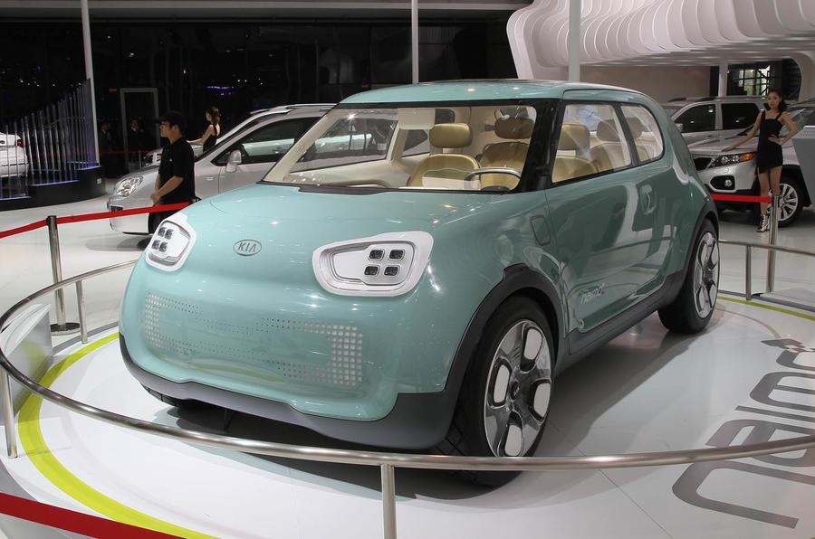 Shanghai motor show: Kia Naimo
