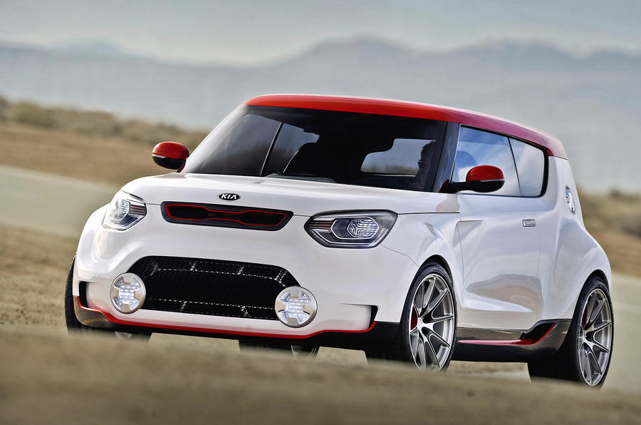 New York motor show: Kia mulls rear-drive coupe