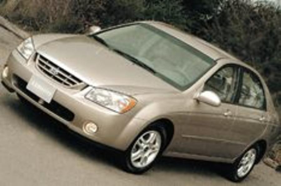Cerato to drive Kia's UK push