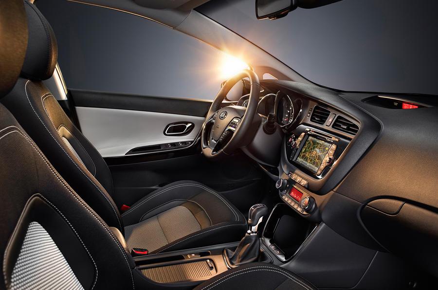 New Kia Cee'd - latest pics
