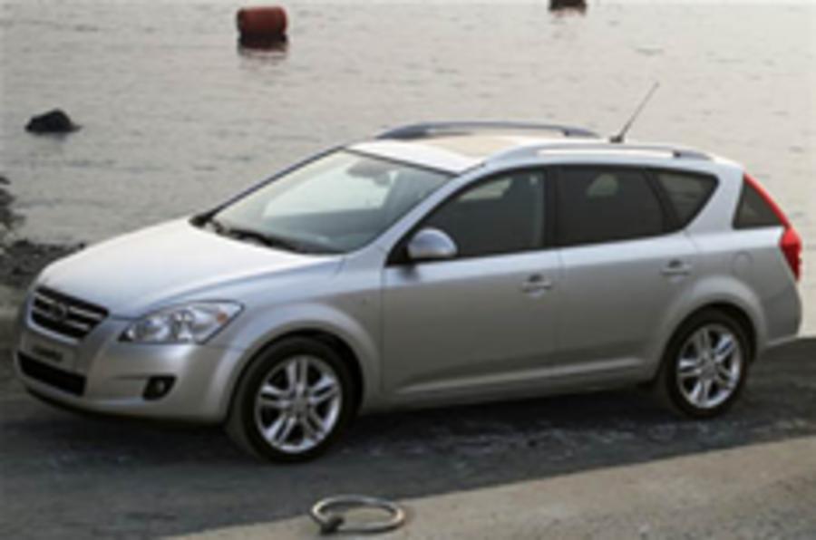 Kia previews Cee'd 'Sporty Wagon'
