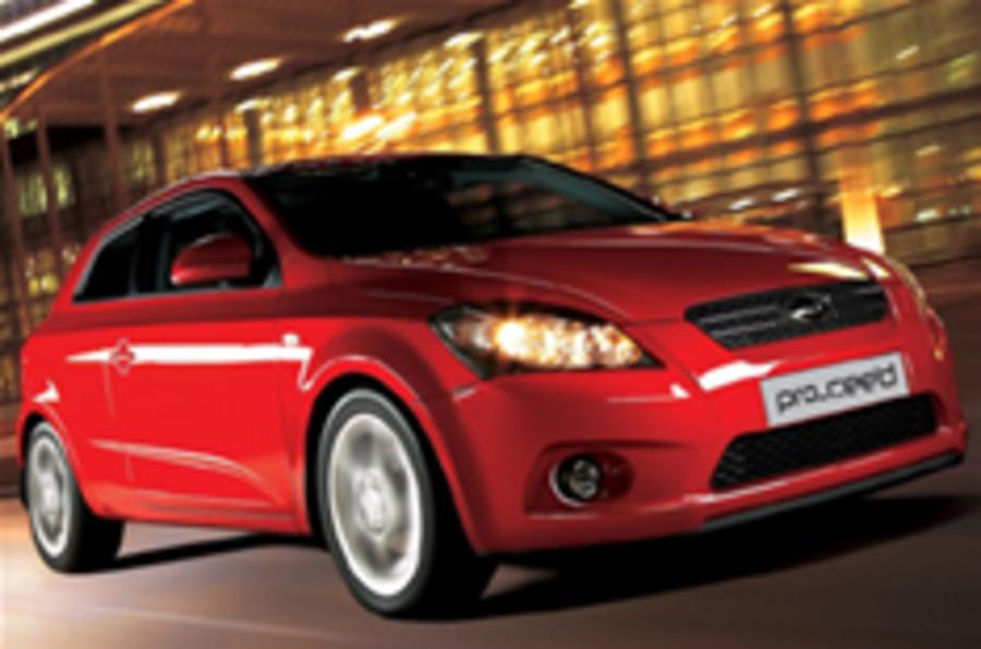Kia's three-door hatch finally revealed