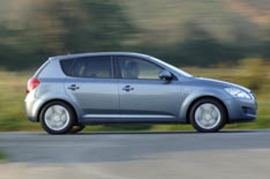 Kia Cee'd 'can challenge Europe's best'