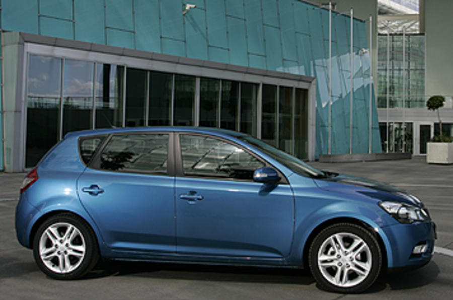 Kia Cee'd and Picanto recalled