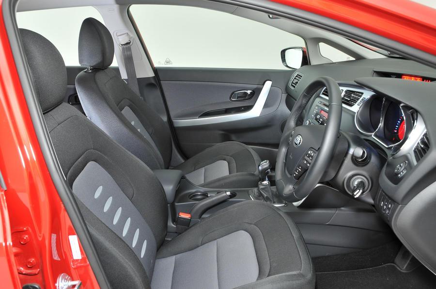 Kia Cee'd interior