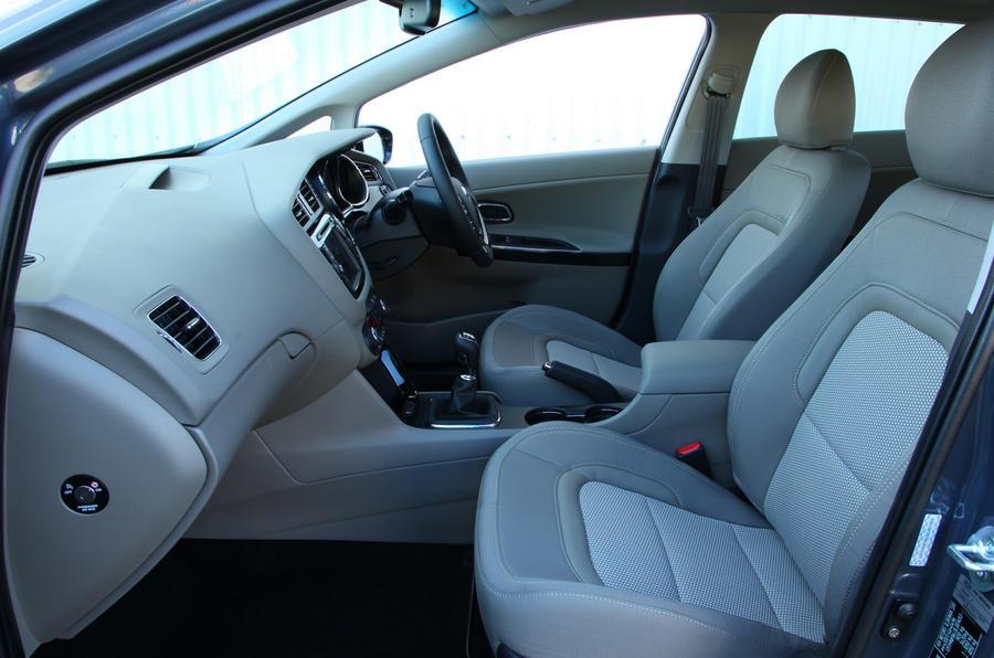 Kia Cee'd Sportswagon interior