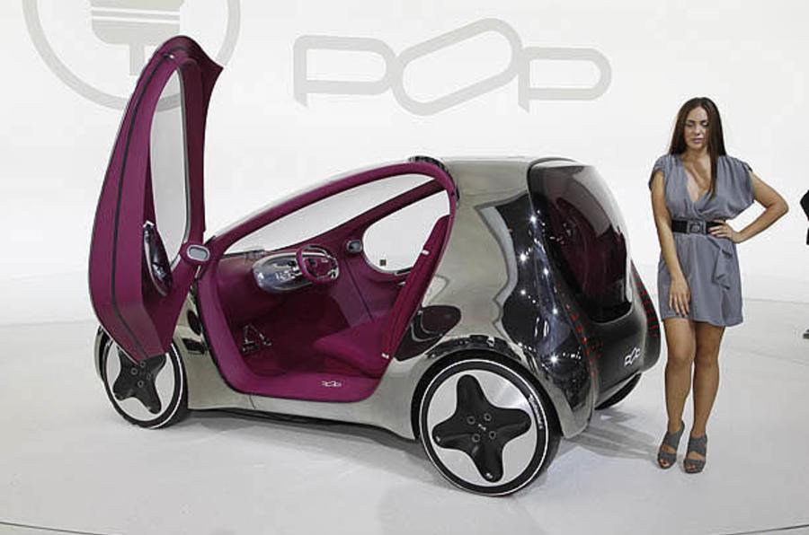 Pop hints at future Kia designs