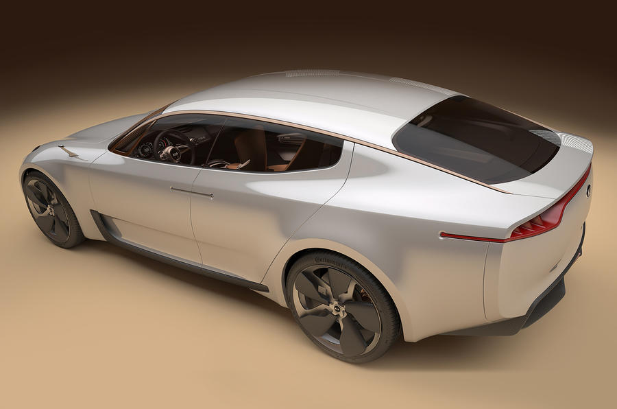 Kia GT could spawn more variants