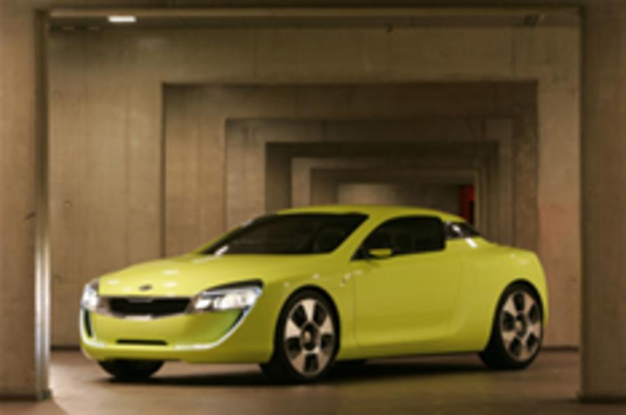 Kia coupe 'within two years'